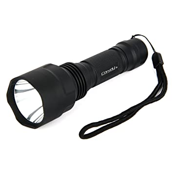 Convoy C8 Cree XM-L2 U2-1A LED Flashlight Lamp Cool White