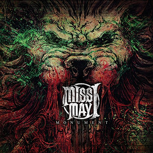 CD : Miss May I - Monument (With DVD, Deluxe Edition, Reissue, 2PC)