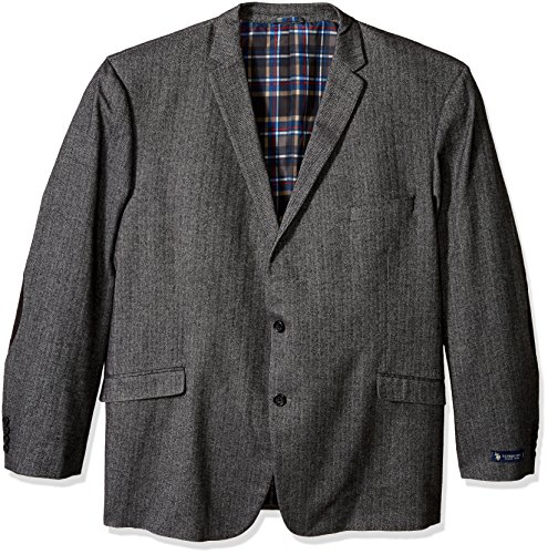 U.S. Polo Assn. Men's Big and Tall Cotton Sportcoat