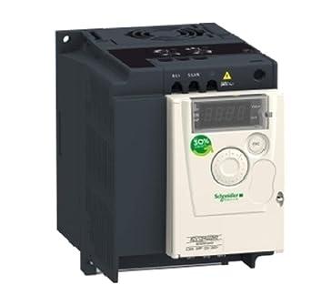 INVERSOR ATV12, 2.2 KW, 3 HP, 200-240 V, monofásico, CDESIPTADOR ...