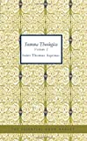 Summa Theologica Volume I, Thomas Aquinas, 1426494297