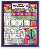 : Mind Ware Classic Mosaics Coloring Book