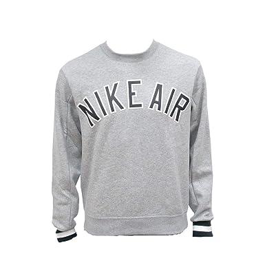 neuer Stil & Luxus großer Diskontverkauf Neuestes Design Nike Herren Air Crew Fleece Sweatshirt: Amazon.de: Bekleidung