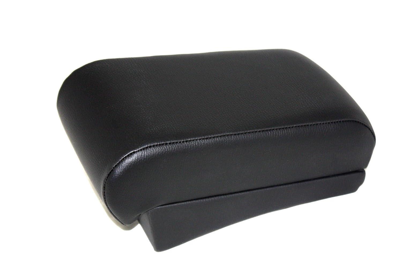 Filocar Design Accoudoir Seat Leon en eco cuir noir