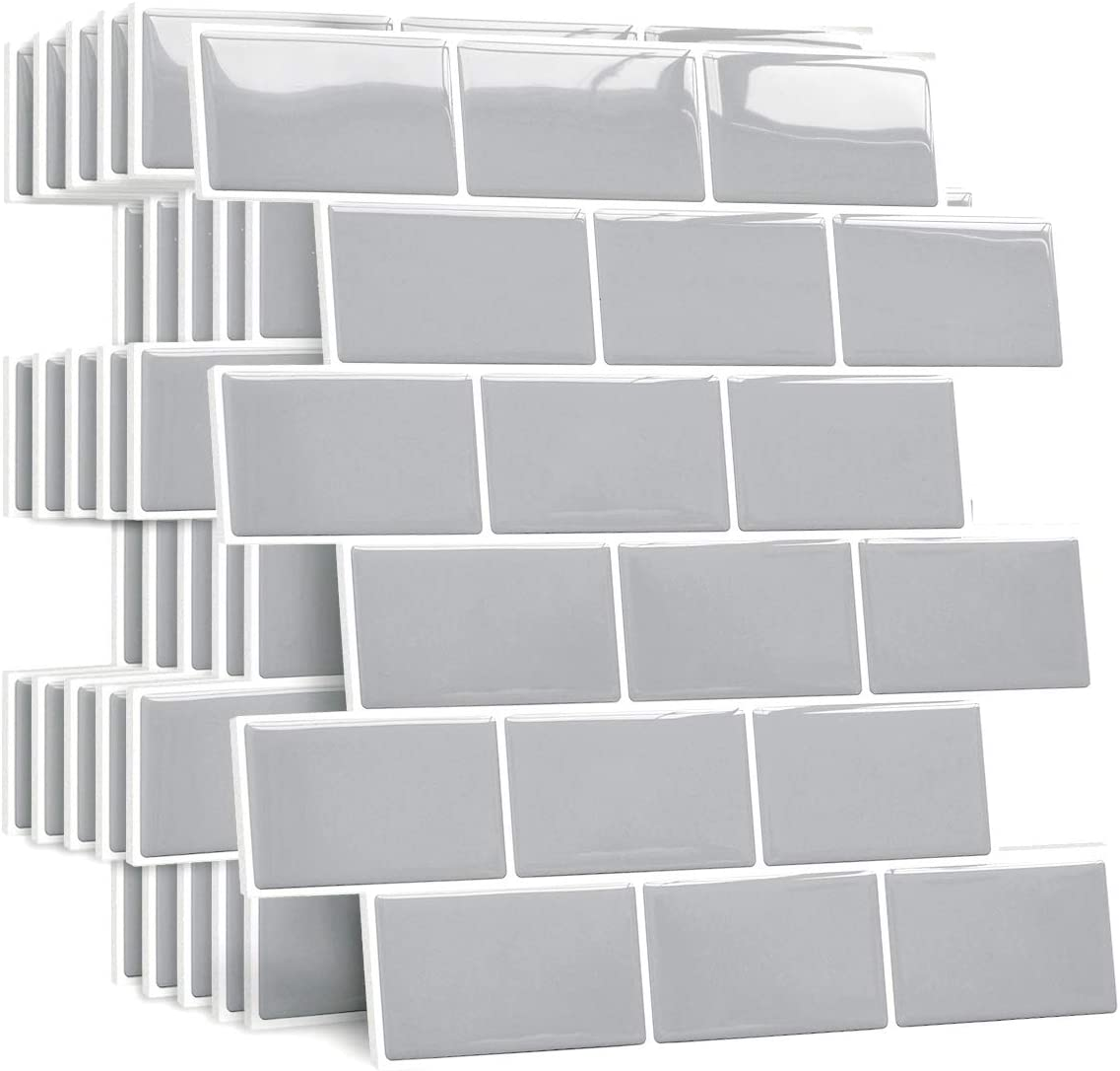 Yoillione Upgrade Thicker Peel Sale price and Backsplash Wall f Quality inspection Stick Tiles