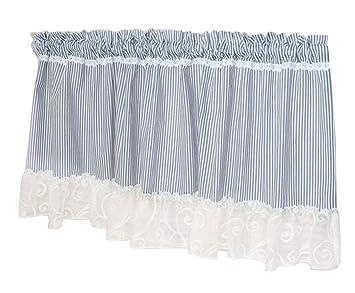 R tenda per bar sulla cortina di finestra cortina per tende