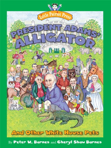 President Adams Alligator Other White product image