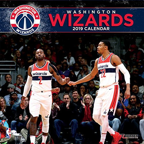 Turner 1 Sport Washington Wizards 2019 12X12 Team Wall Calendar Office Wall Calendar (19998011898)