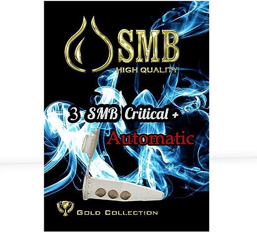 Pack 3 Semillas CritiKal+ auto + Pack 2 Semillas Autos REGALO. Total 5 Semillas.: Amazon.es: Jardín
