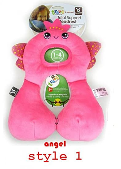 Amazoncom Benbat Travel Friends Baby Total Support Headrest