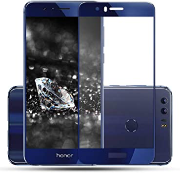 TRNY Paquete De 3 para Huawei Honor 8 Protector De Pantalla 3D ...