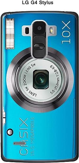 Onozo Carcasa cámara Digital para LG G4 Stylus: Amazon.es: Electrónica