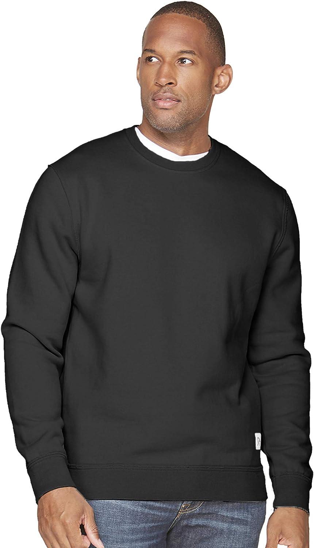 Colosseum Outdoors Mens Brooks Super Heavyweight Workwear Crew Neck Sweatshirt