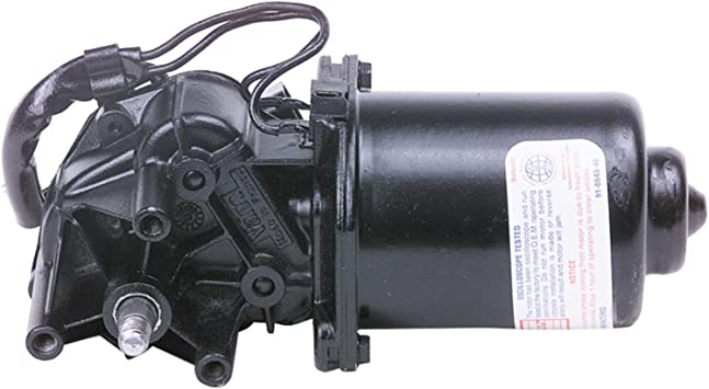 Cardone 85-433 New Wiper Motor