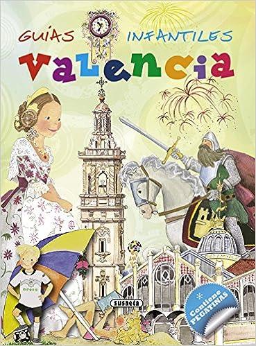 Valencia (guías Infantiles) - 9788467720099 por Cristina Falcón Maldonado epub