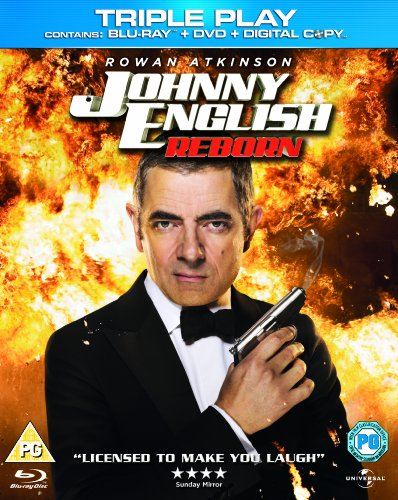 Movie: Johnny English Reborn [Blu-ray] free watch online ...