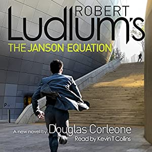 Robert Ludlum's The Janson Equation | Livre audio