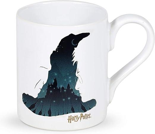 Amazon.com: Enesco Wizarding World of Harry Potter - Taza de ...