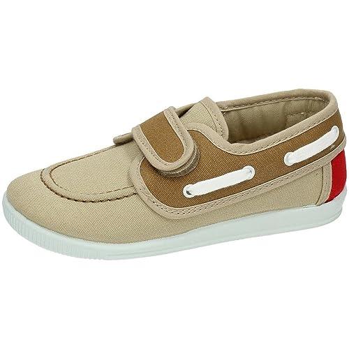 VULCA-BICHA 051 Bambas Lona NIÑO Zapatillas: Amazon.es: Zapatos y complementos