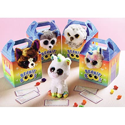 picture regarding Beanie Baby Checklist Printable known as Beanie Boos Adoption Kits (8ct)
