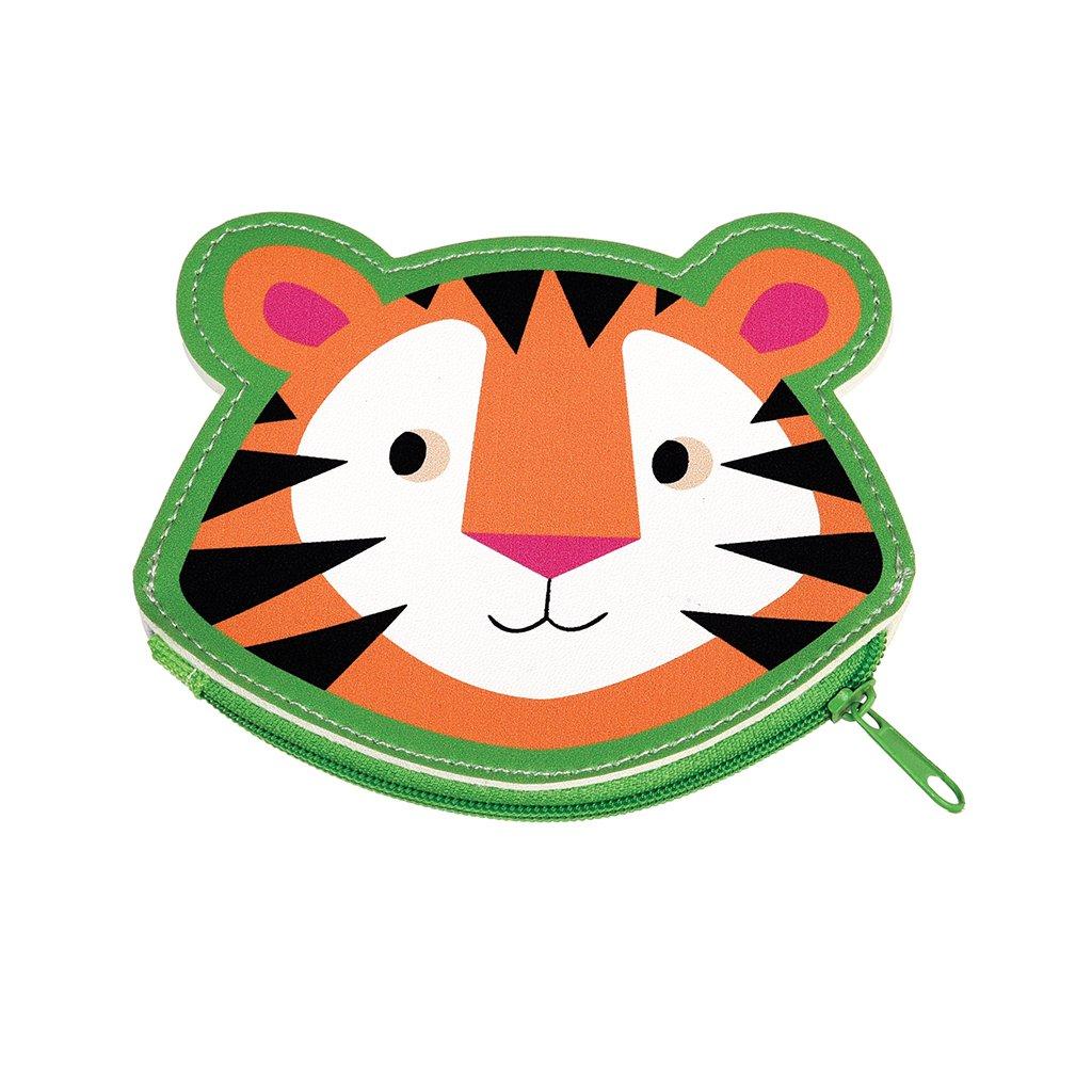 Teddy The Tiger Vinyl Coin Purse Rex International Ltd