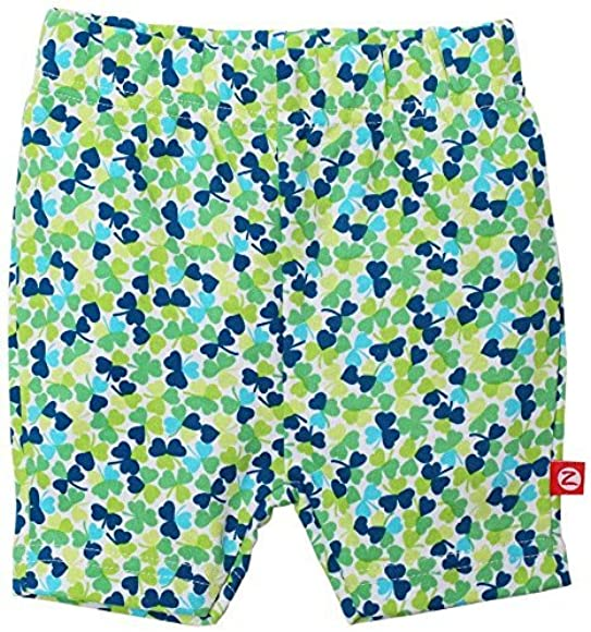 Baby Multicolor-24 Months Zutano Lucky You Shorts