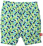 Zutano Lucky You Bike Shorts (Baby) - Multicolor-24 Months