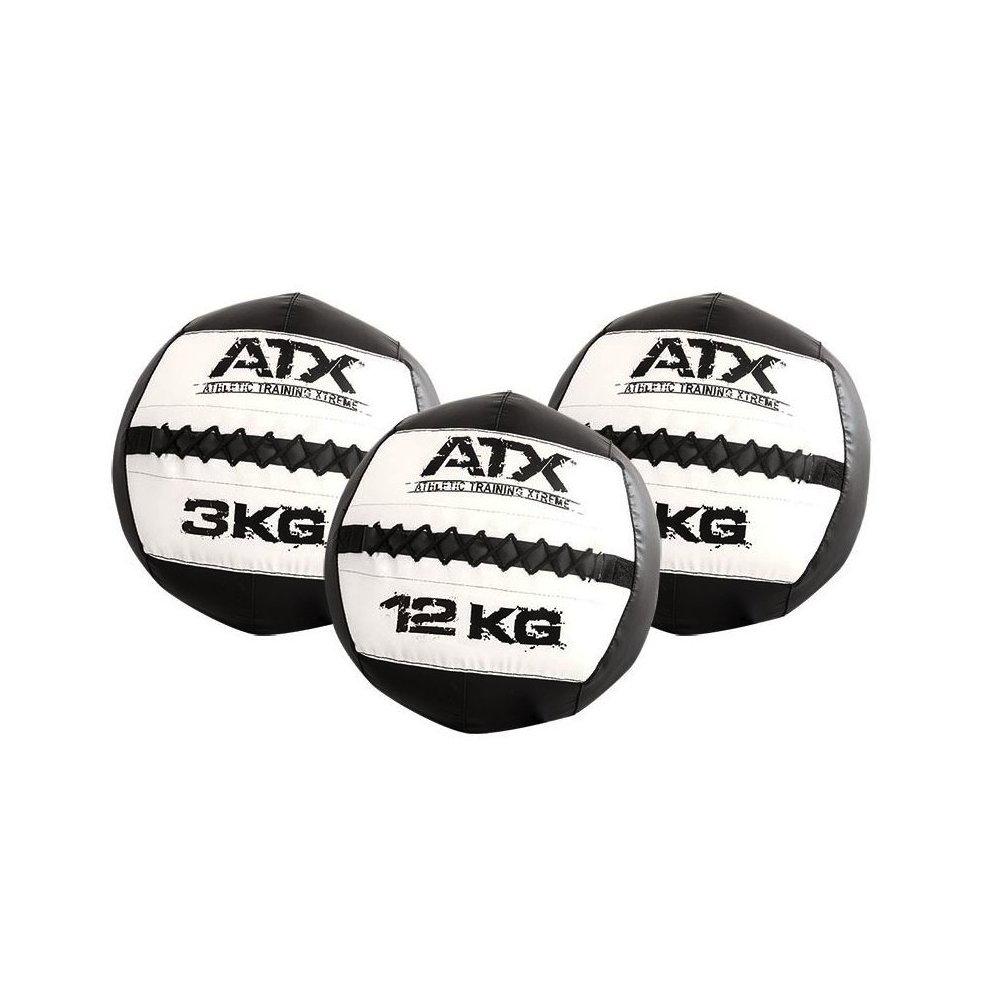 ATX Crossfit-Ball - Balón de crossfit, 6 kg, plástico de gran ...