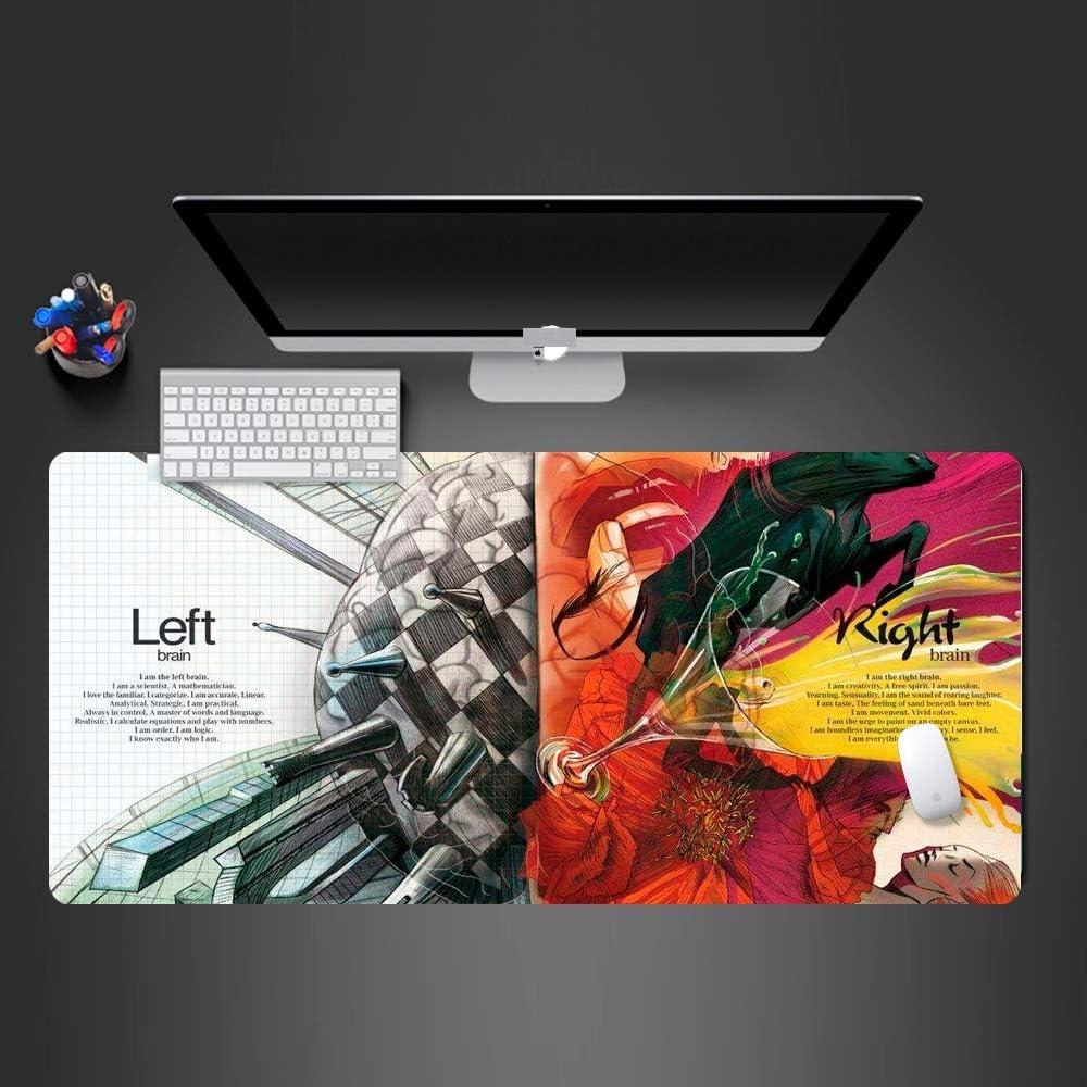 FBXOL Súper Fresco Arte Creativo Color Mouse Pad De Goma ...