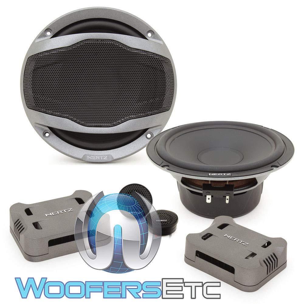 Hertz CPK 165 PRO 6-1/2'' Component Speaker System