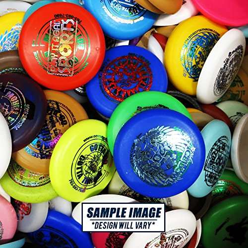 Little Flyer Misprint Disc Golf Mini Marker 12-Pack - 4.25