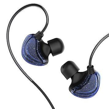 UiiSii CM5 Galaxy Auriculares Dynamic Driver Coaxial In Ear ...
