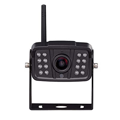 Amtifo Wireless Backup Camera for 7 inch Monitor with Record Function: Car Electronics