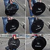 EverTrust(TM) Cycling Wheel Bag Road MTB Mountain Bicycle Bike Single Wheel Carrier Bag Carrying Package 73cm