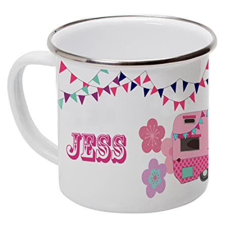 Caravan Mug Personalised Coffee Mug 11oz Christmas Gift Travel Add your name. Other Party Items & Supplies Party Supplies