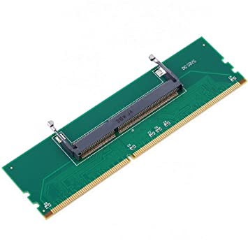 Heaviesk DDR3 Laptop SO-DIMM para Escritorio Memoria DIMM ...