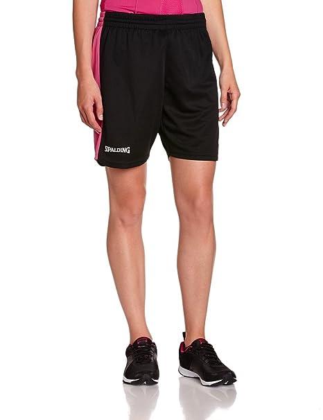 Spalding - Pantaloncini da donna Teamsport  Amazon.it  Sport e tempo ... 820bf143b56d