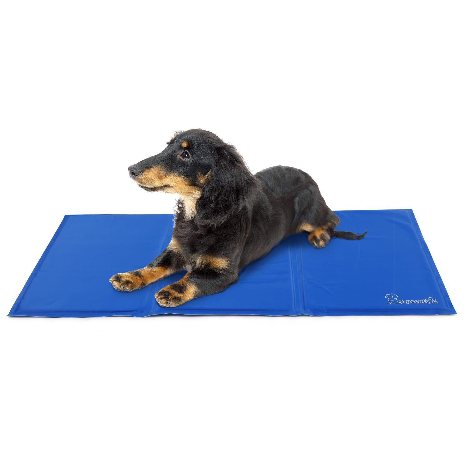 Dog Cooling Mat Large 90x50cm, Non-Toxic Gel Self Cooling Pad for Pets in Hot Summer