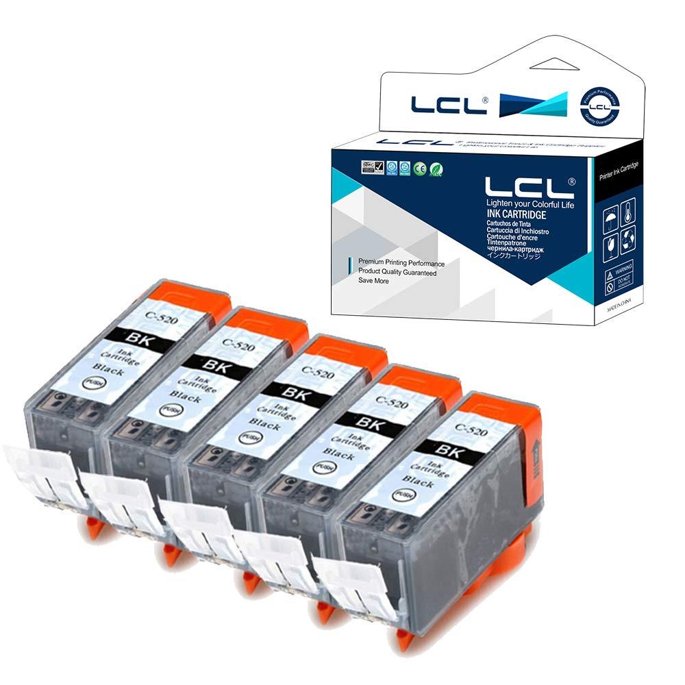 LCL Cartucho de Tinta Compatible 934XL 935XL (2Negro 1Cian ...