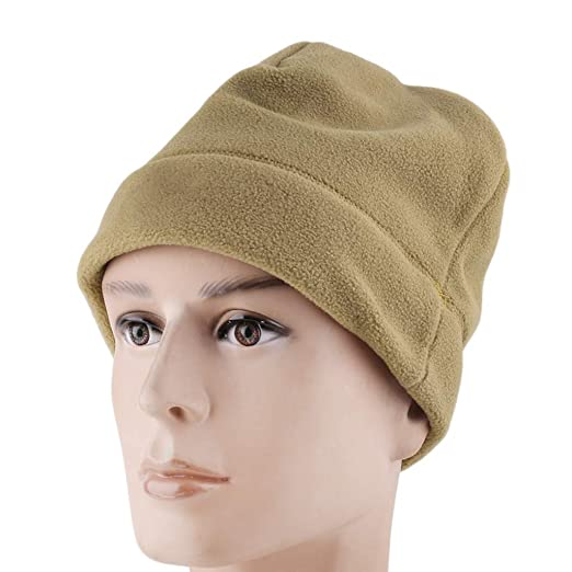 JERKKY Sombrero de vellón al Aire Libre Invierno Camping ...