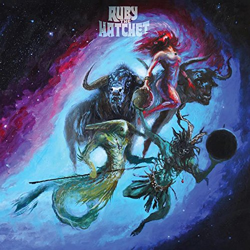 Album Art for Planetary Space Child by Ruby The Hatchet