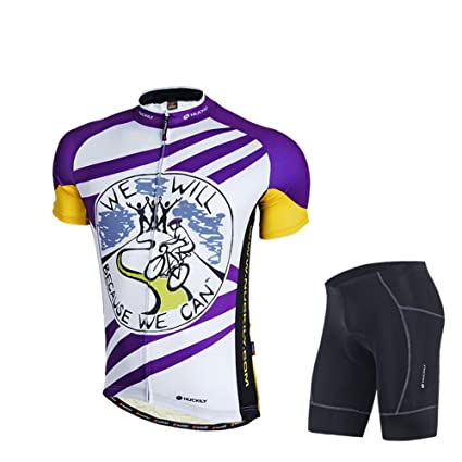 (Type Set size S) Men Cycling vest breathable 2015 perspiration For Sleeve ea94db493