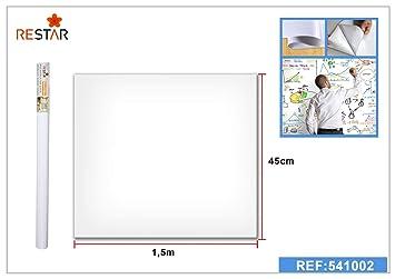 Pizarra Flexible Adhesivo Removible para Escribir y Borrar ...