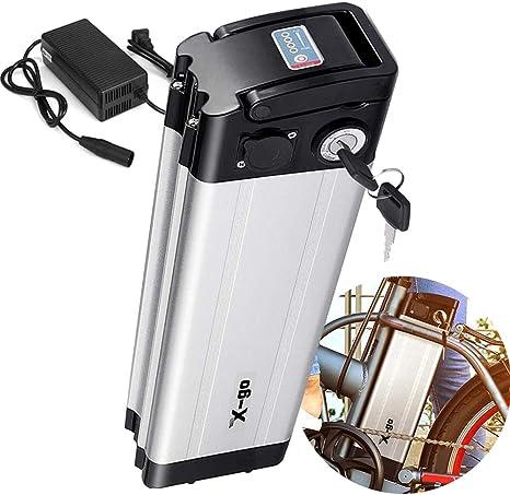X-go Bateria Bicicleta Electrica 36V Bateria 36V 10Ah Adecuado ...