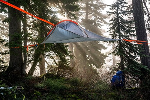 Tentsile Flite+ Tree Tent - Forest Green- 2 Person Tent