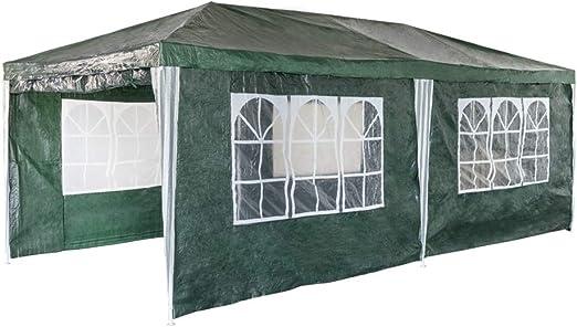Aktive 53994 Carpa plegable Garden color verde: Amazon.es: Jardín