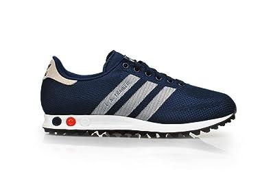 adidas la trainer azul