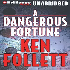 A Dangerous Fortune Audiobook