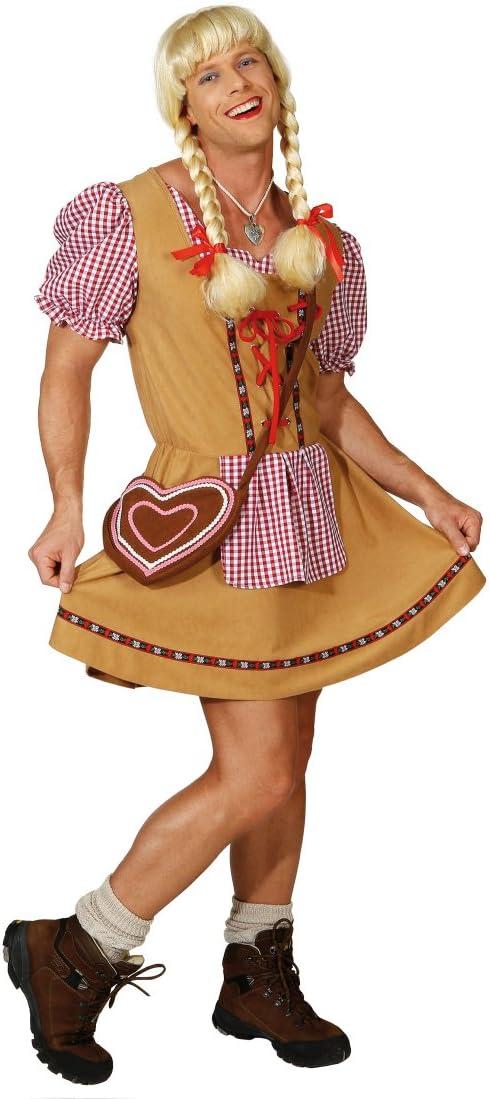 NET TOYS Traje tirolés para Hombre Vestimenta Tradicional Ballet ...