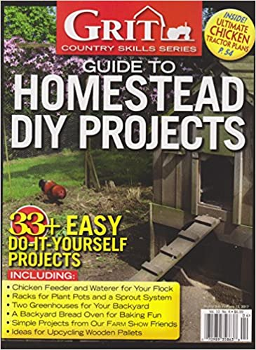 Grit guide to homestead diy projects magazine winter 2016 various grit guide to homestead diy projects magazine winter 2016 various amazon books solutioingenieria Gallery